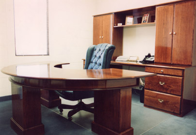 round office desks. the circular office desk pictured on my web site has brought more interest than i ever thought round desks