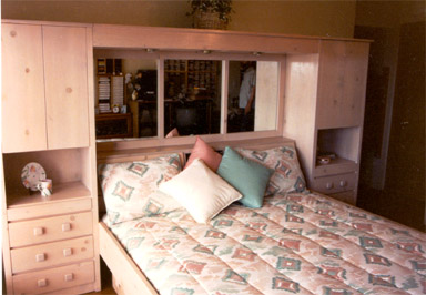 Wall Units and Headboards - Watersong Furniture | Watersong Furniture