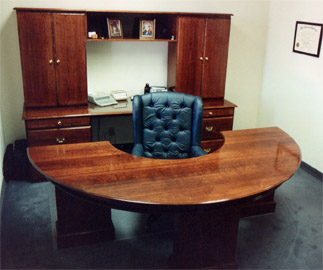 circular office desks. Cherry Executive Desk Circular Office Desks S
