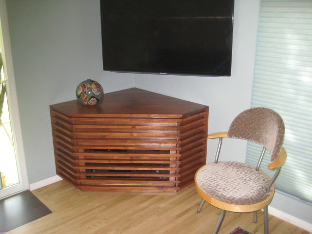 Poplar Entertainment Center