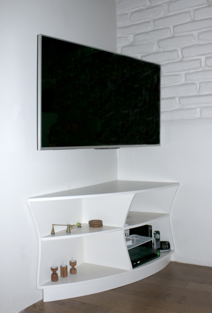 Alder Entertainment Center