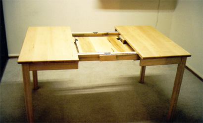Dining Tables With Hidden Leaves Shapeyourminds Com